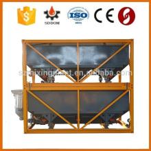 Silo de cimento tipo contentor, silo de cimento de 100 toneladas