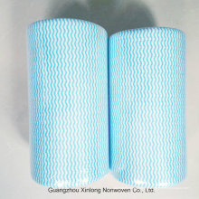 Facile à nettoyer les lingettes non tissées Très Soft Touch