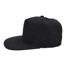 China factory 5 panel snapback cap plain snapback baseball cap