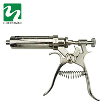 Factory Supplier stainless steel syringe needles metal large enema syringe