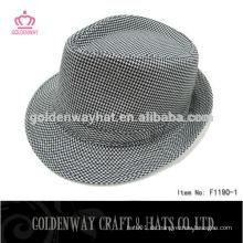 Heißer verkaufender Mann-Fedora-Hut mit Band