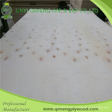 Two Time Hot Press 2.0mm Poplar Plywood in Hot Sale