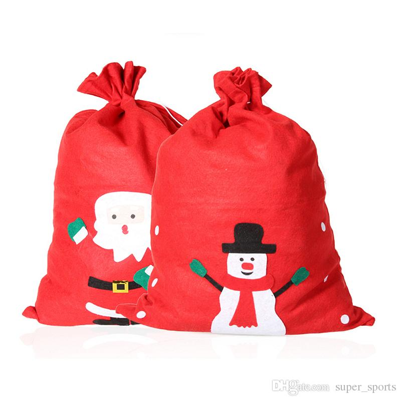 Christmas gift bag big discount