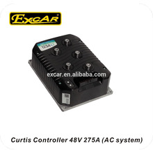 controlador elétrico do uso do carro de golfe, peça sobresselente do carro do clube, controlador de Curtis do sistema da CC