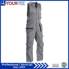 OEM Polyester Cotton Breathable Sleeveless Work Overalls for Sale (YBD124)