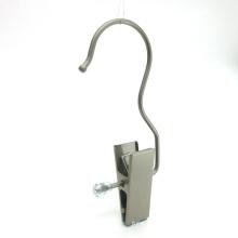 Hh Matt Finished Big Metal Steel Clip Hook Boot Hanger for Wholesale