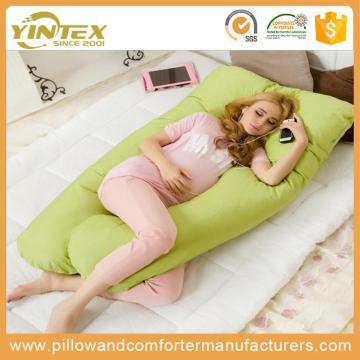 Pregnant Body Pillow, Polyester Filling Pillow
