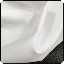 CVC Solid Cheap White Twill Fabric