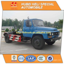 DONGFENG 4x2 6M3 garbage collecting truck 140hp Yuchai power cheap price hot sale