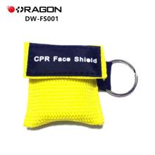 DW-FS001 CPR Pocket Reanimation Gesichtsmasken