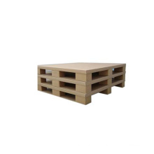 Brand new high quality customized currugate paper pallet for transport goods