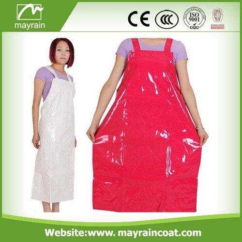 PU Adult Smock and Apron