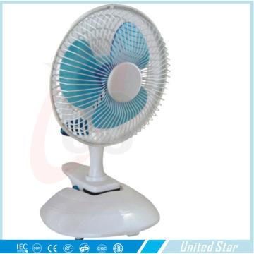 2 em 1 6 '' clip mini ventilador elétrico