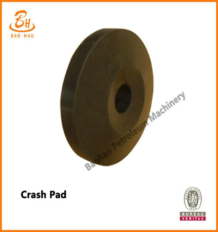 API Bomco Pump Spare Part Crash Pad