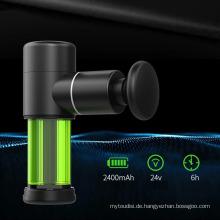 Maßgeschneiderte Tiefengewebe-Vibrations-Mini-Handmassagegerät-Pistole