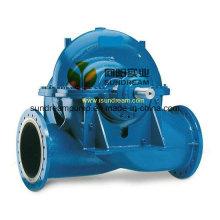 Pompe centrifuge de casse de traitement minéral résistant à l'usure
