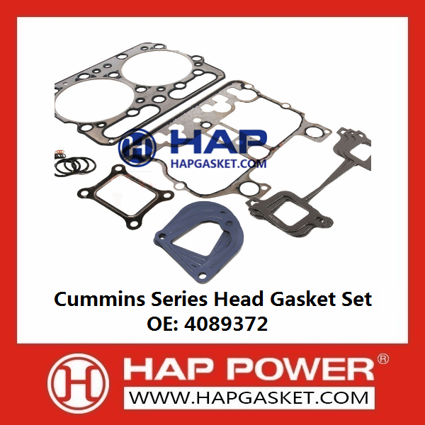 CUMMINS Cylinder Head Gasket Set 4089372