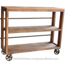 3 Table de section et chariot