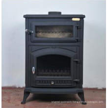 Cast Iron Fireplace Cooking Stove China Factory Low Price