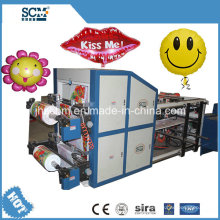 Hot Sale ballon automatique faisant la machine pour le ballon en aluminium