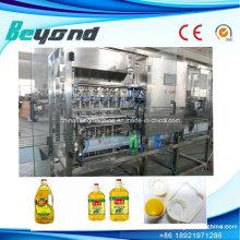 Máquina automática de llenado de aceite de colza
