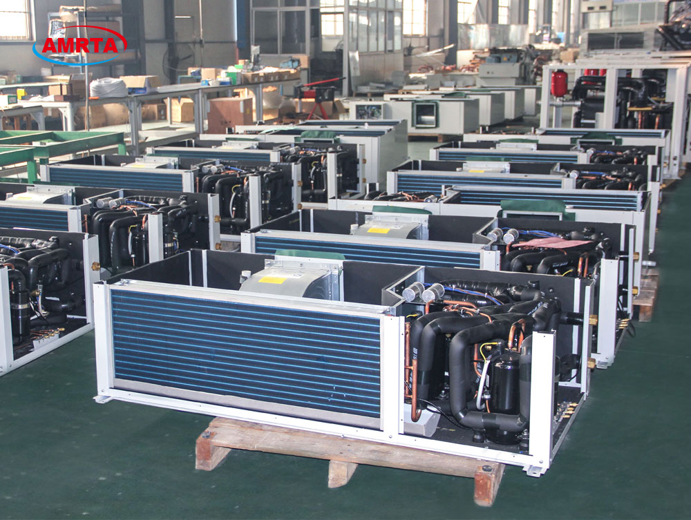 Water Cooled Heat Pump