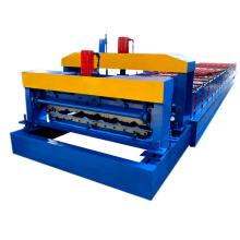 Machine de forme de rouleau de bord de tuile vitrée Hebei Xinnuo 960