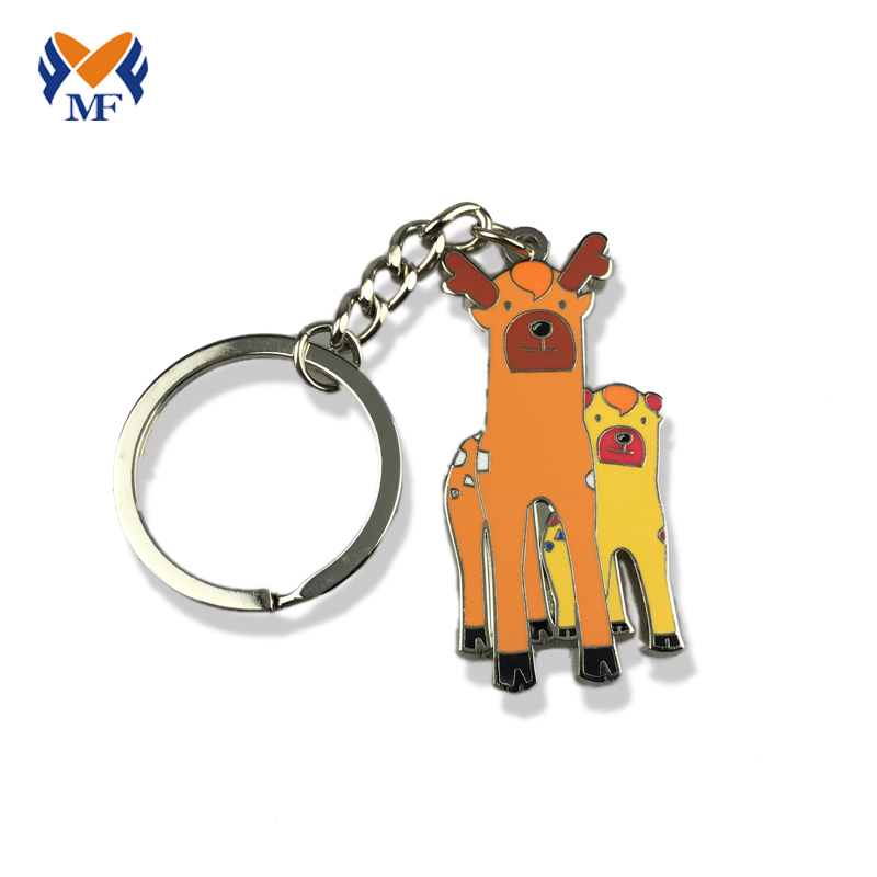 Custom Shaped Keychains