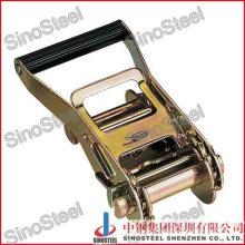 2 Inch Metal Belt Buckles with Safe Lock
