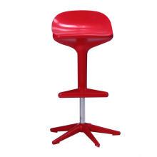 Modern adjustable plastic spoon stool replica