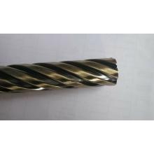 Twisted Pole-1 & Curtain Pole & Curtain Rod