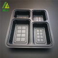 disposable plastic food container comes with lids