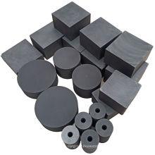 1.75-1.85g/cm3 steel melting high silicon graphite casting block