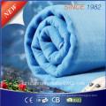 100% Polyester Pure Blue Elektrische Decke für EU-Markt