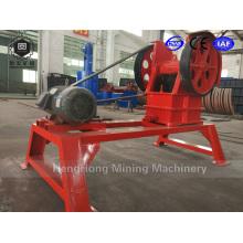 Mining Machine Mini Stone Jaw Crusher for Sand Stone Line