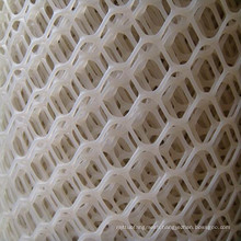 Corrosion Resistance PE / PP Plastic Hexagonal Wire Mesh