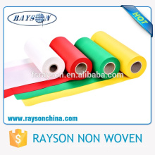 Foshan-Großhandel kundengebundener Import-Polypropylen-Rohstoff-Vliesstoff