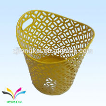 New style small metal office floor stand office waste paper basket