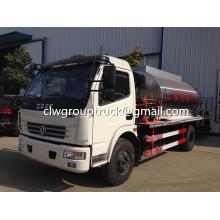 Dongfeng Duolika 6Ton camión distribuidor de betún