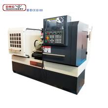 CNC Flat Bed Lathe China Torno Metal Lathe Turning Machine Price
