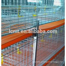 projeto automático completo controlado da casa de galinha para o equipamento agrícola