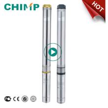 CHIMP 4SDM206 0.37kW / 0.5HP 220-240V bomba de perforación centrífuga con control de bomba