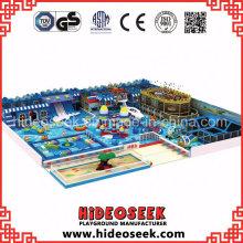 Piratenschiff Theme Indoor Play Center für Kinder