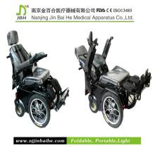 La silla de ruedas de potencia para terapia de rehabilitación