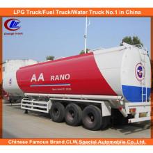 Fuel Tank Semi Trailer Fuel Tanker Trailer 60000liters