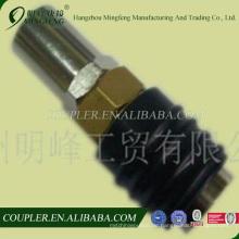 Europäischer Universalgummirumpf 10 * 19 Schlauchwiderhaken mit Gummirohrmantelschnellkupplung