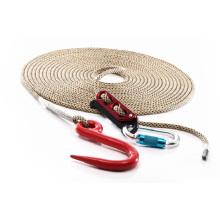 Cuerda ignífuga Ifr-En80   Rescate contra incendios   Cuerdas industriales y de seguridad