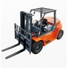 5tons capacity diesel forklift 1220mm fork length CPCD50