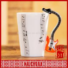Decal music mug guangzhou