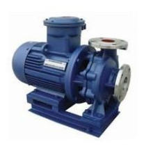Horizontal Stainless Steel Direct Connect Inline Centrifugal Water Pump
